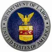 Department of Labor logo image good resolution