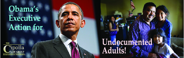 Obama's executive action for undocumented parents