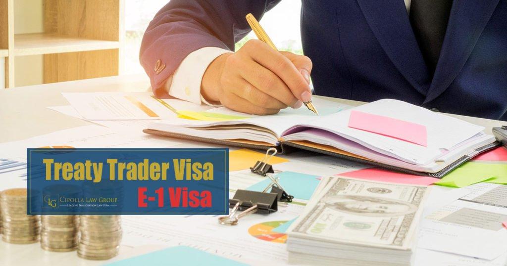 E1 visa lawyer chicago