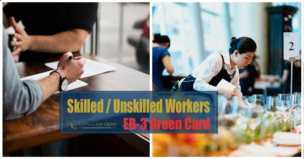 EB-3 green card