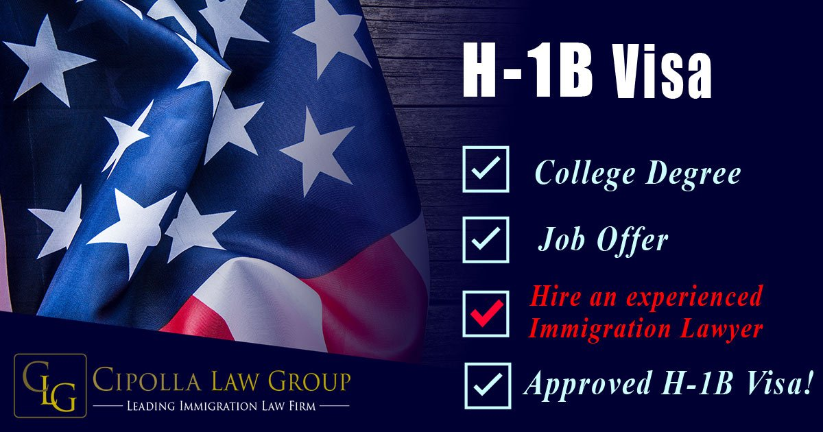 H-1B visa Immigration lawyer Chicago