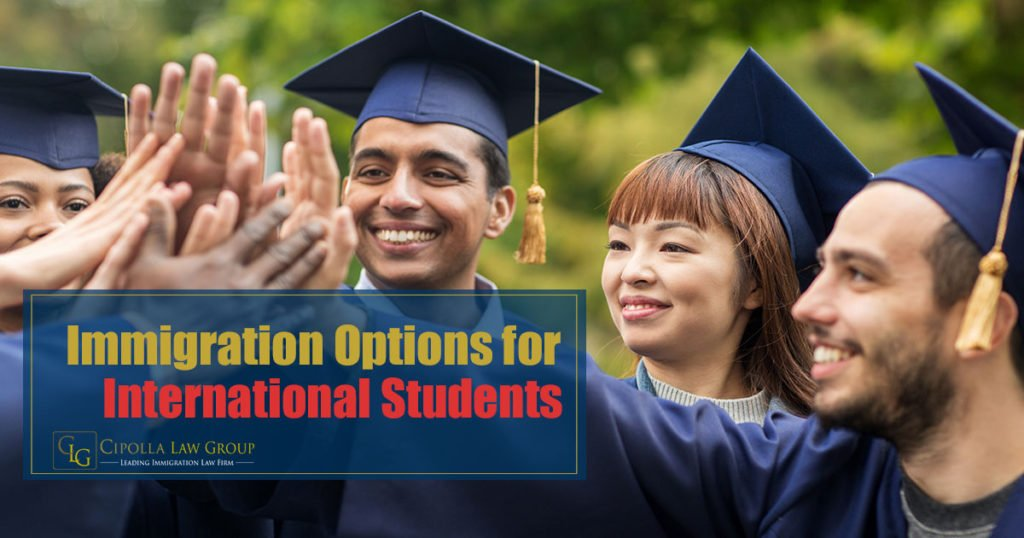 Immigration Options for F1 Students