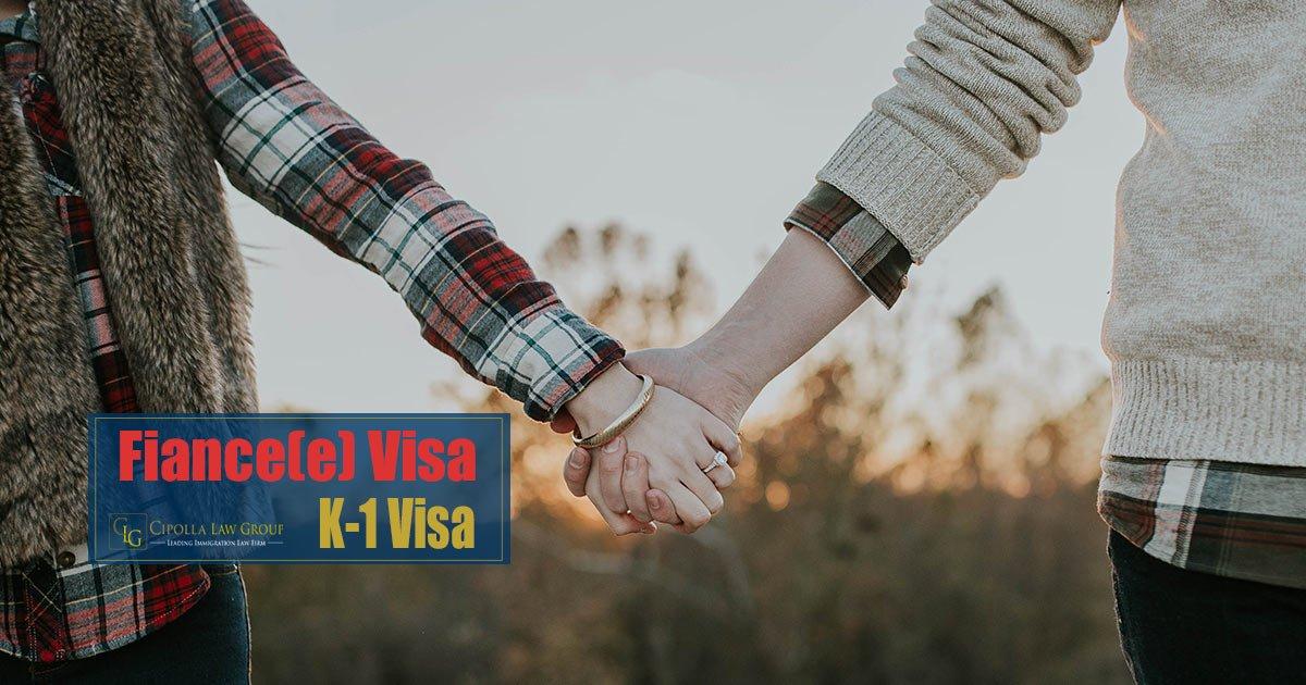 K-1 fiancé(e) visa