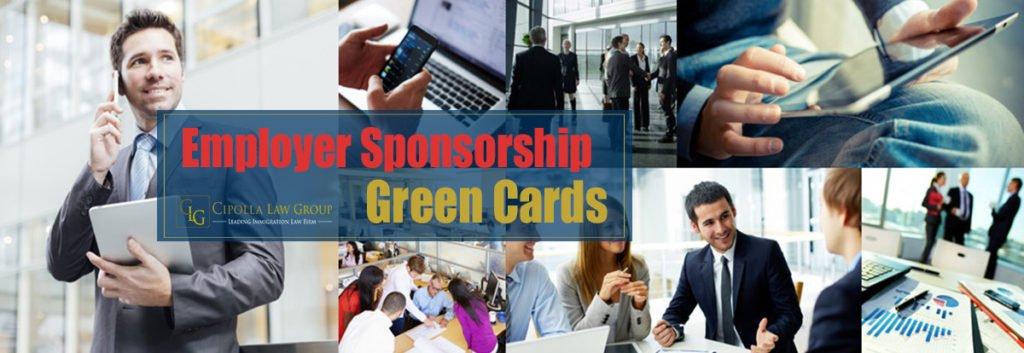 Employer Sponsored Green Card USA