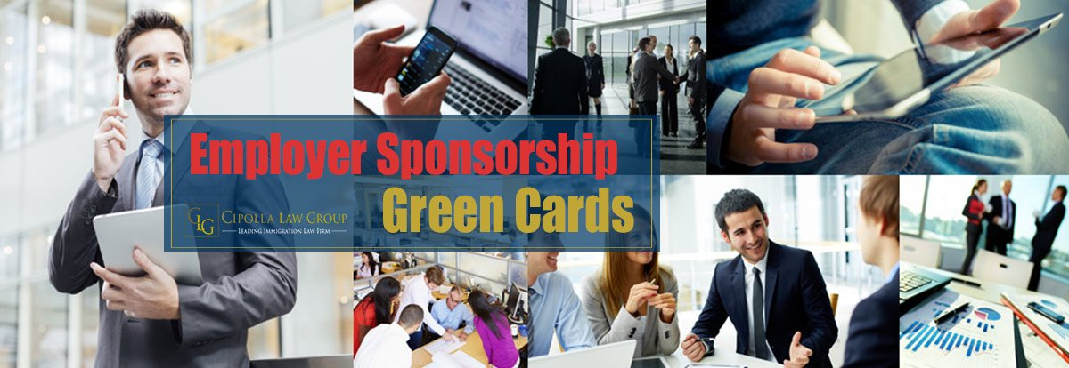Employer sponsored Green Card