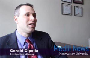 Northwestern interview DACA | Cipolla Law Group | Chicago Immigration Lawyer