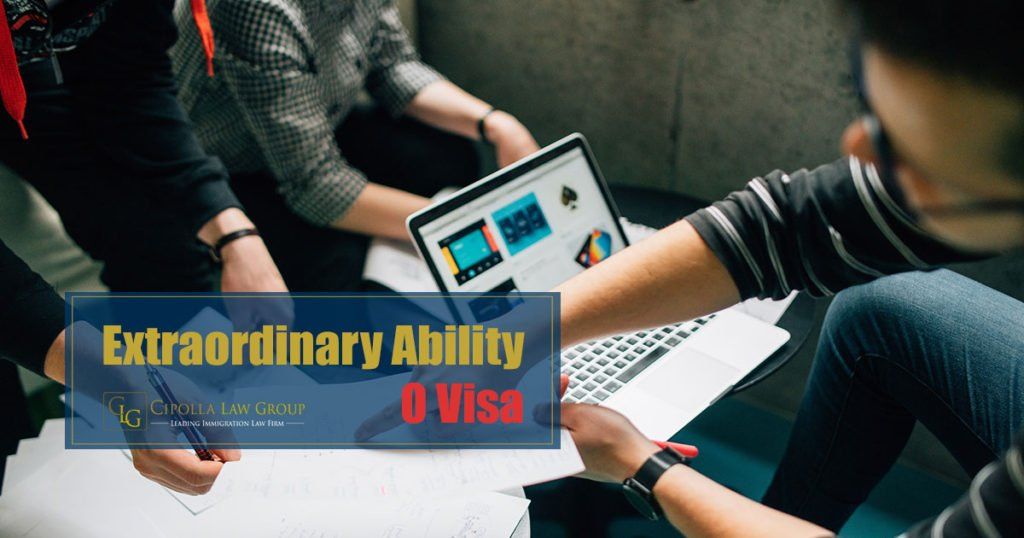Chicago O visa immigration lawyer