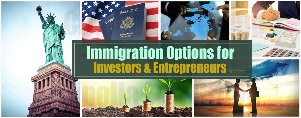 Investment Immigration US