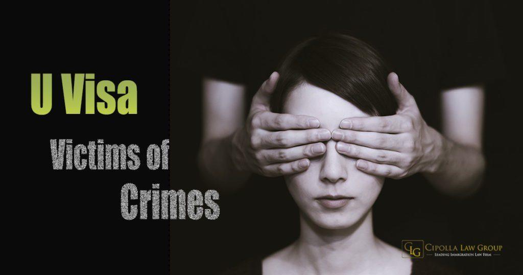 U Visa for Victim of Crime   Chicago Immigration Attorneys