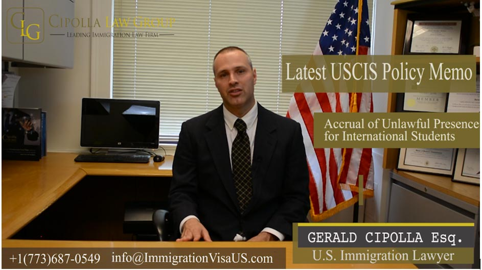 F1 Student Immigration Attorney Chicago