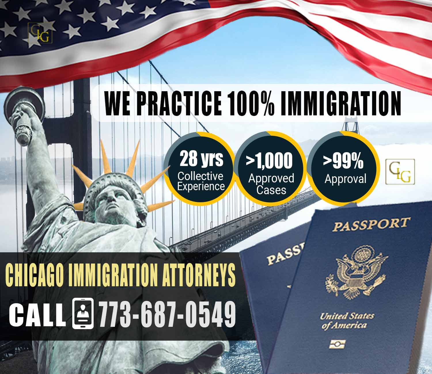 Immigration Lawyer Chicago | Cipolla Law Group Immigration Law Firm