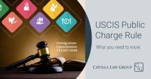Public Charge Immigration Attorney Chicago