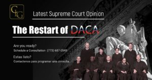 DACA Attorney in Chicago 2020