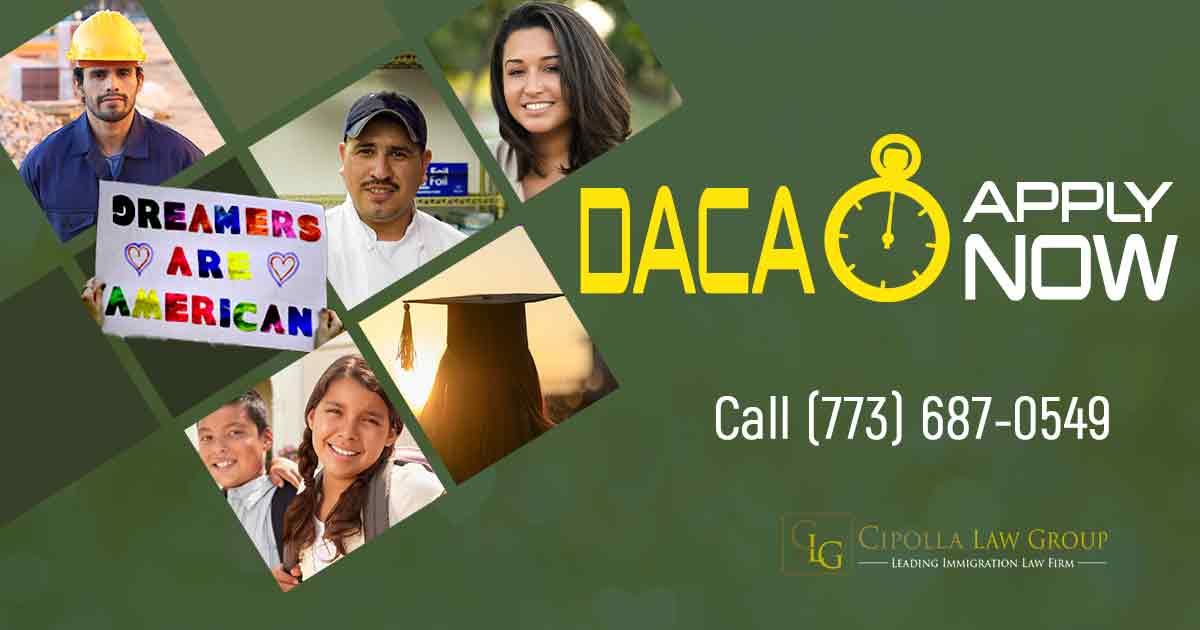 DACA 2020 new application
