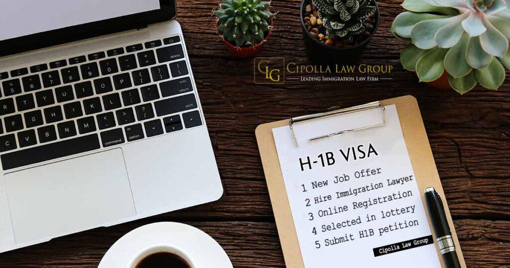 H1b visa immigration lawyer US