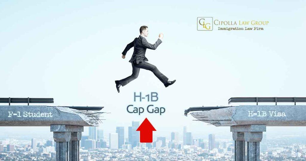 H1B cap gap Chicago Immigration lawyers