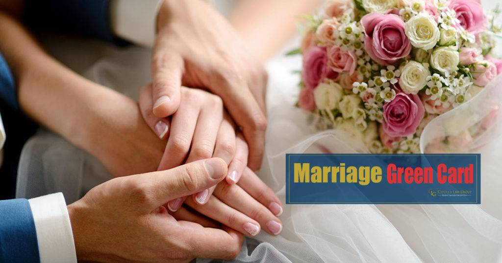 Green Card Marriage Chicago Lawyer