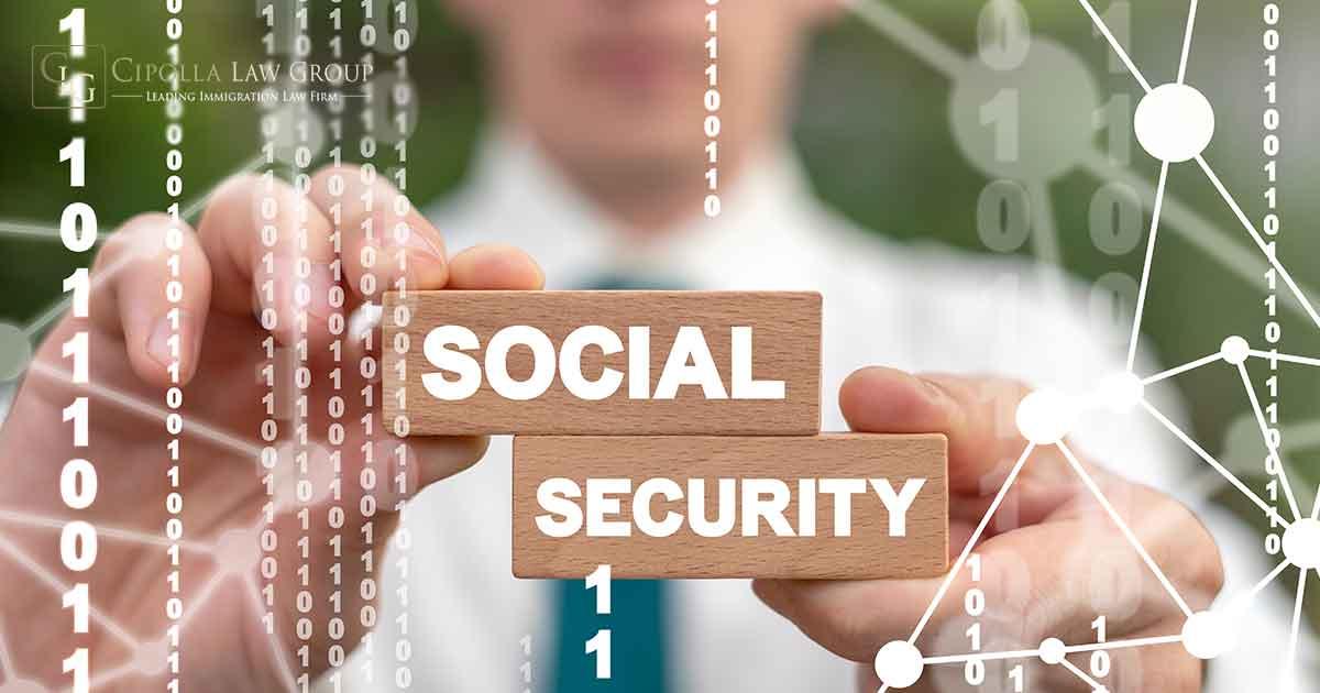 Adjustment of Status Social Security