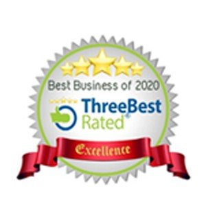 Cipolla has been recognized by ThreeBest